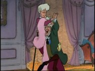 Hautecourt dances with Madame Adelaide